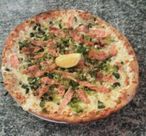 Pizza du moment